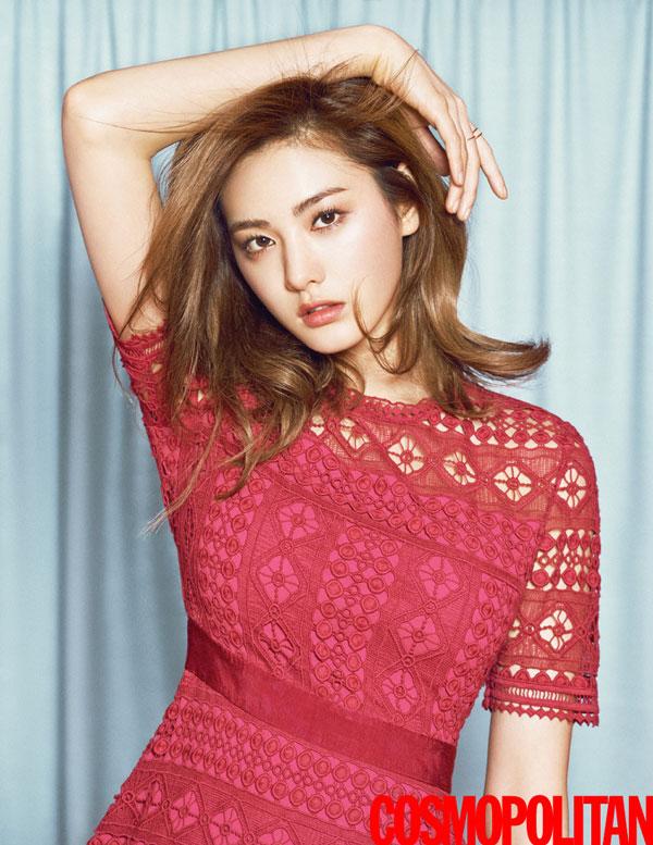 After School Nana Korean Cosmopolitan Magazine